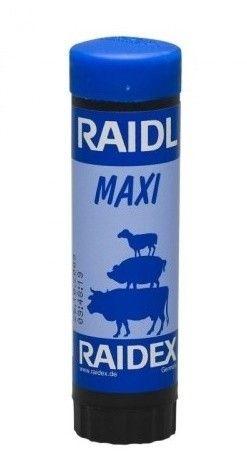 Veemerkstift blauw Raidex
