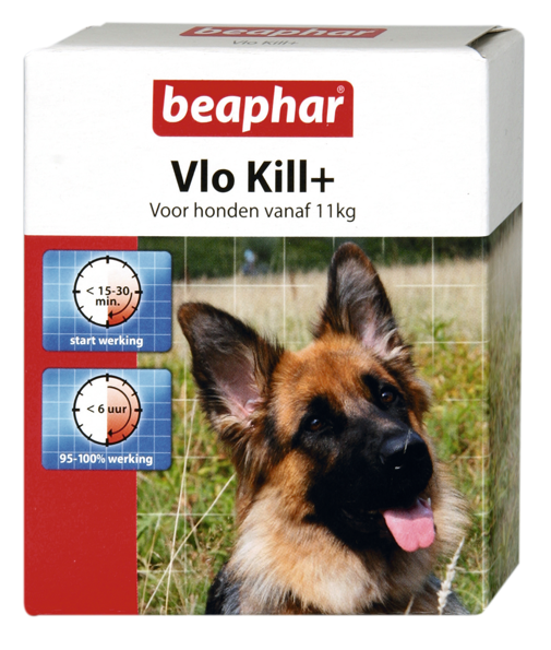 Beaphar vlo kill+ hond vanaf 11kg