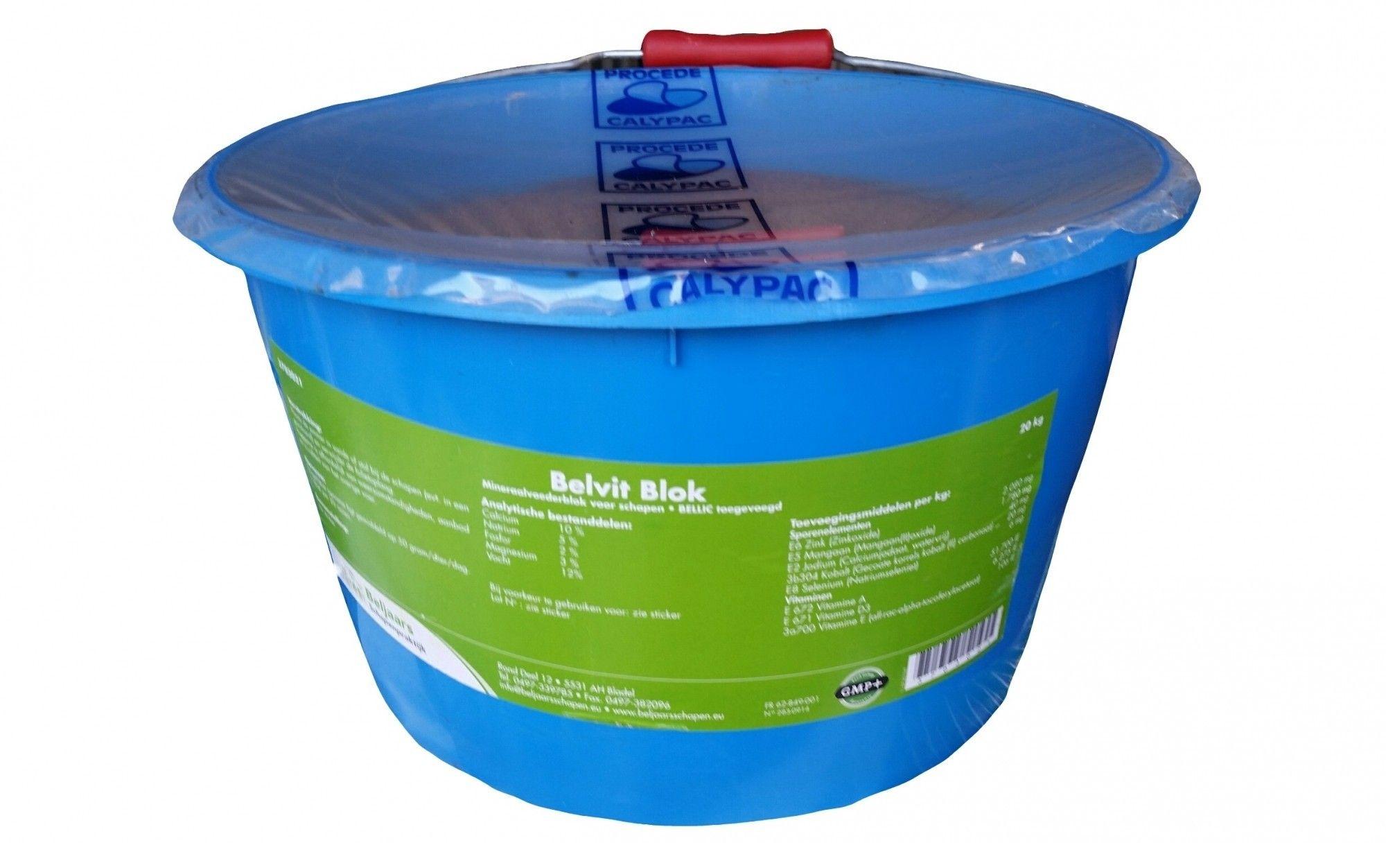 Belvit mineralenemmer schaap 20kg