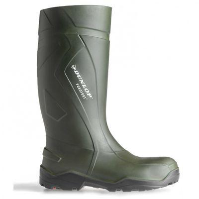 Foto van Veiligheidslaars Dunlop Purofort+ S5 groen