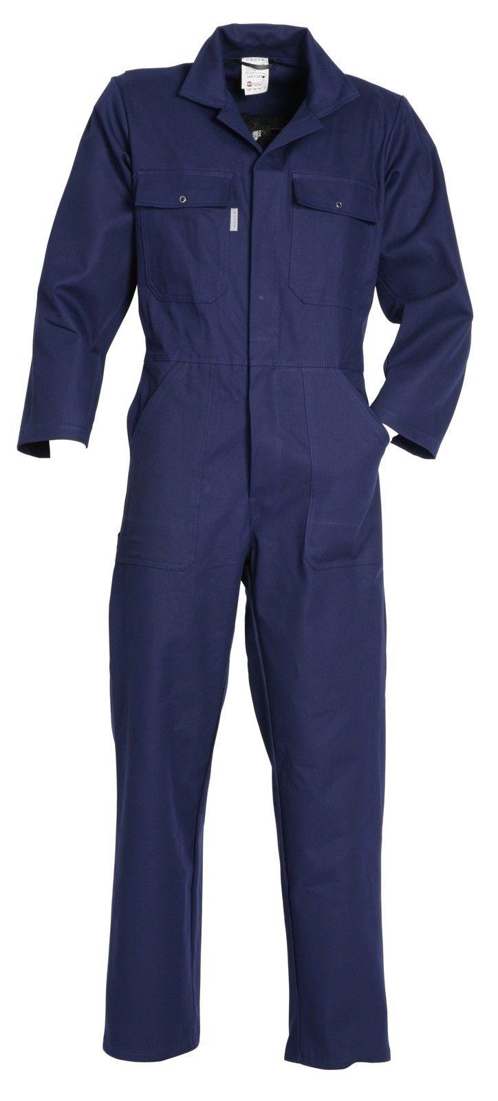 Overall Havep Basic 2090 marineblauw