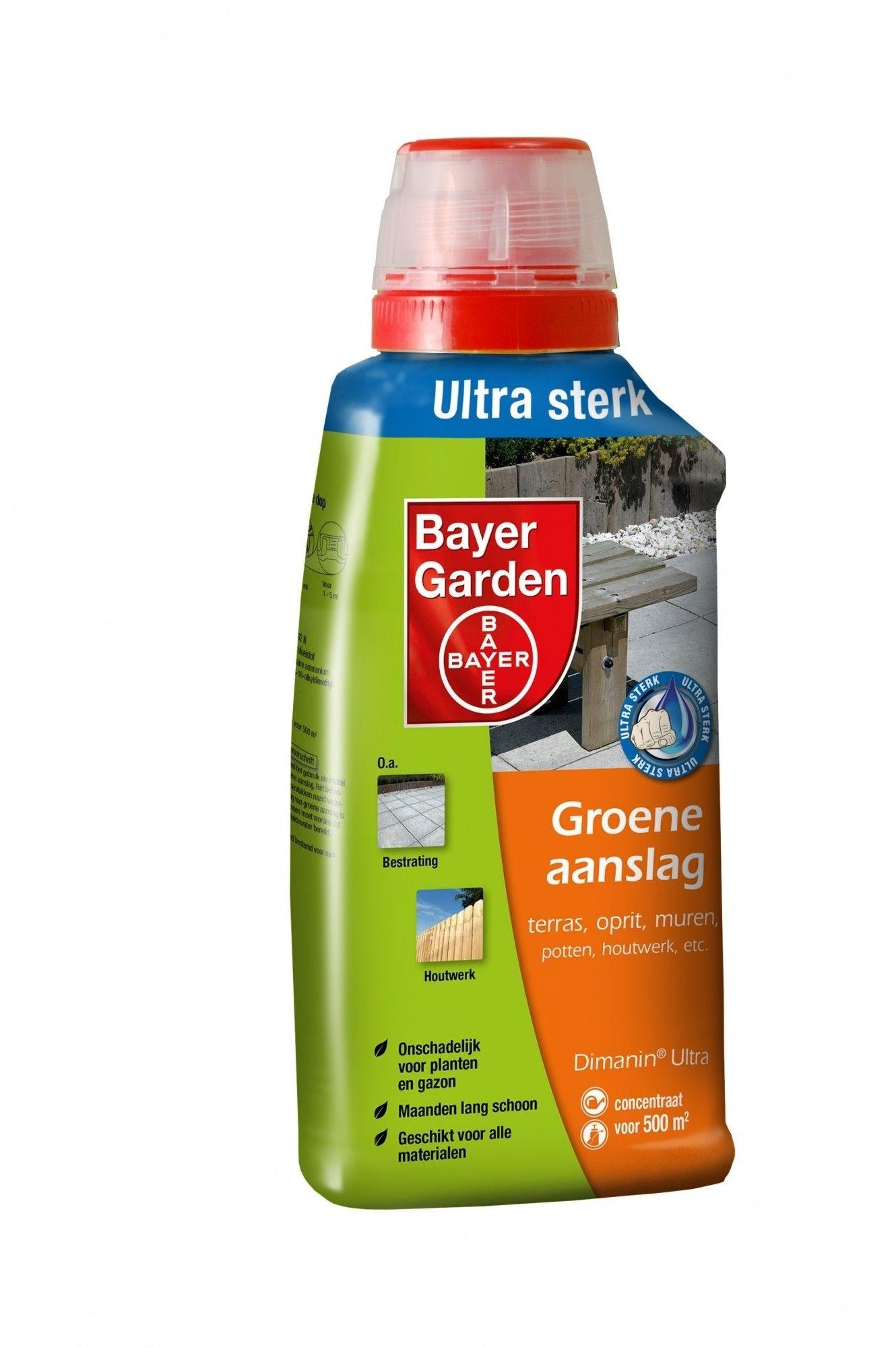 Dimanin Ultra tegen groene aanslag 1ltr