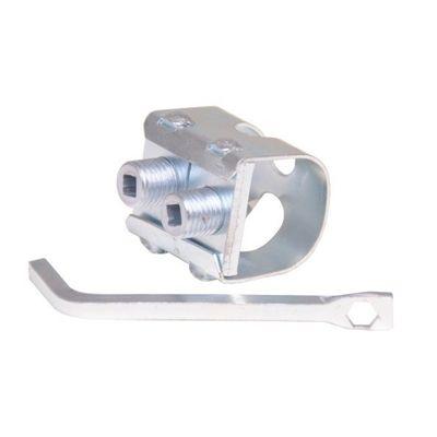 Zeisring met sleutel voor metalen zeisboom