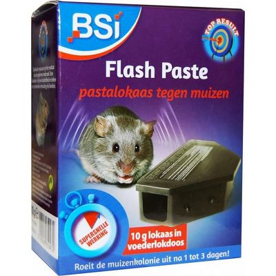 Flash Paste muizengif in lokaasdoos 10gr