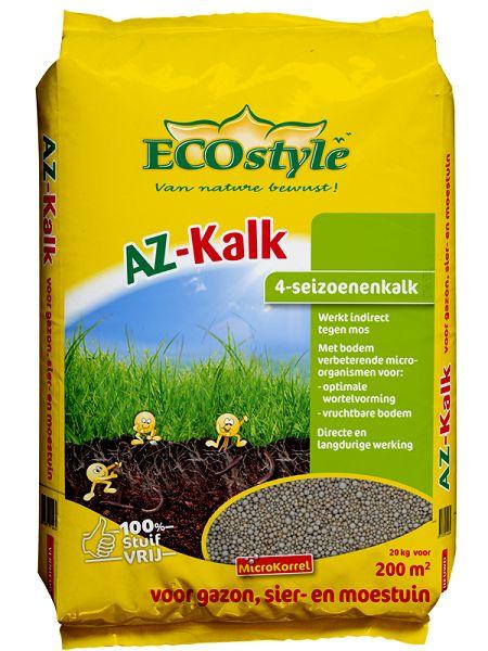 AZ-kalk Ecostyle 20kg