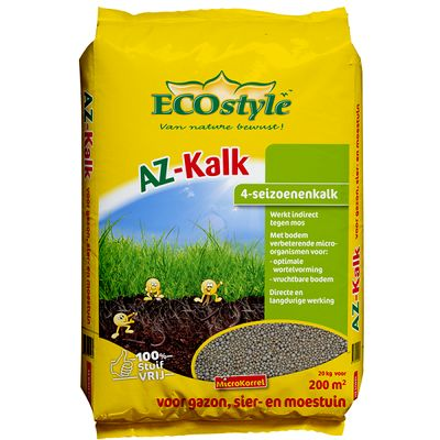 Foto van AZ-kalk Ecostyle 20kg