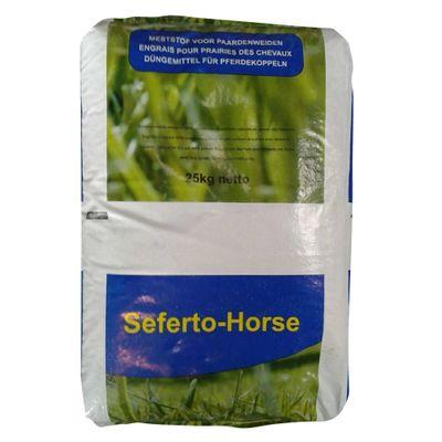 Foto van Kunstmest voor de paardenweide Seferto Horse 25kg