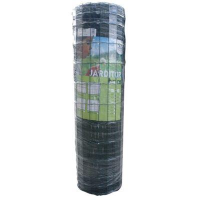 Tuingaas groen 120cm hoog 25mtr