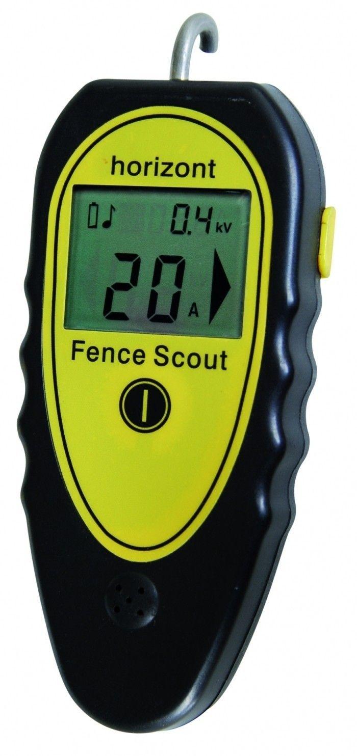 Horizont Fence-Scout II schrikdraad stroomtester