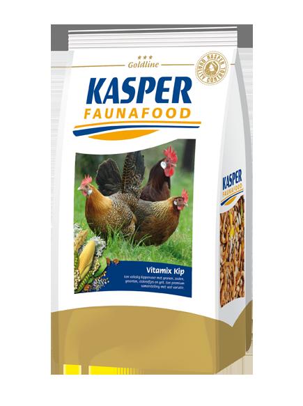 Vitamix kip Goldline Kasper Faunafood 3kg