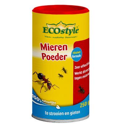 Foto van Mierenpoeder Ecostyle 250gr
