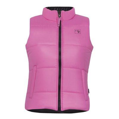 Foto van Dames bodywarmer Lady Line roze