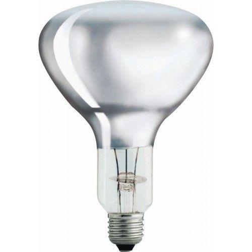 Warmtelamp / infrarood lamp Philips 150Watt wit 10 stuks