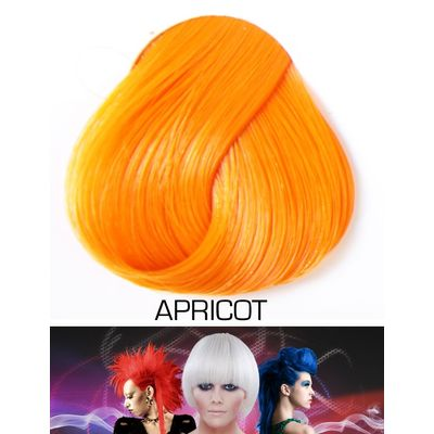 Directions | Semi permanente haarverf Apricot