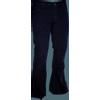 Afbeelding van Ribcord retro broek wijdepijp normale lengte Navy blauw