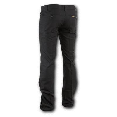 Foto van Chenaski | Pantalon recht model Zwart