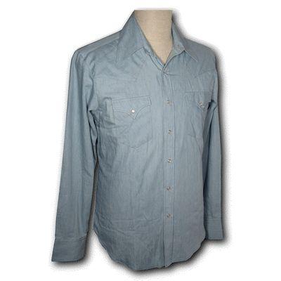 Overhemd Retro Denim