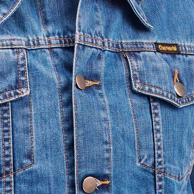 Foto van Chenaski | Jeans retro jas, classic denim