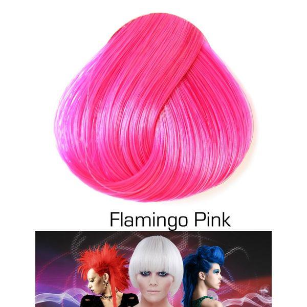 Directions   Semi Permanente Haarverf Flamingo Pink