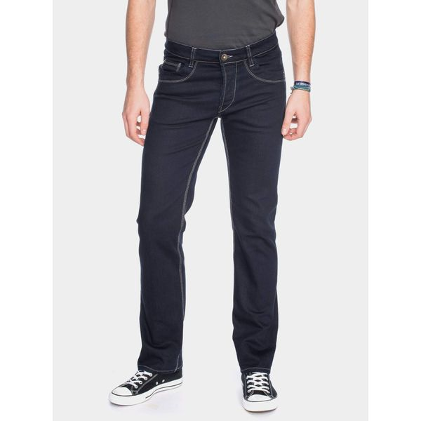 Jeans Egon Easy, donkerblauw