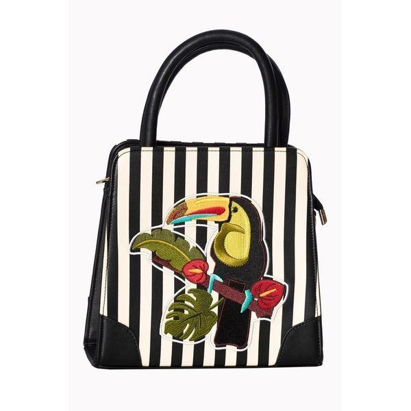 Handtas vintage toucan