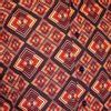 Afbeelding van Chenaski   overhemd seventies, Rhombus donker bruin