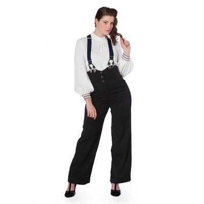 Foto van Banned | Pantalon met hoge taille, Girl boss