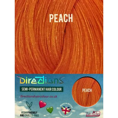 Foto van Directions | Semi Permanente Haarverf Peach