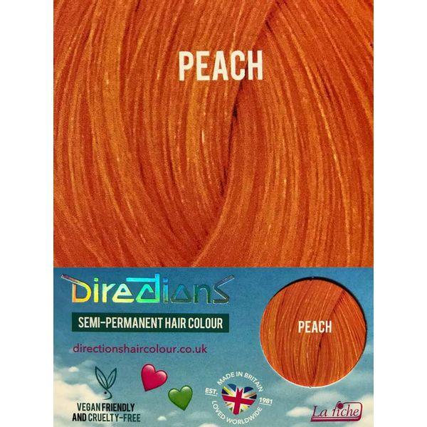 Directions   Semi Permanente Haarverf Peach