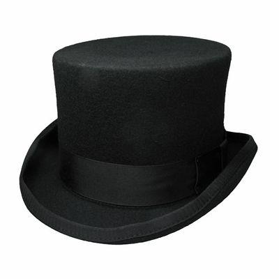 Foto van Bullet 69 | Top hoed zwart