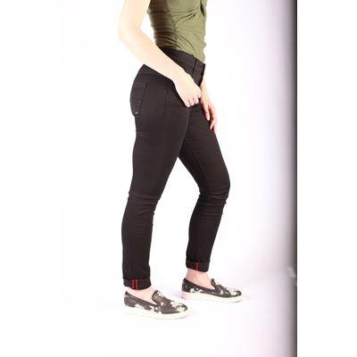 Foto van Jeans slimfit Kandy zwart