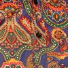 Afbeelding van Chenaski | Overhemd Seventies Big Paisley, blue