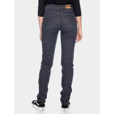 Foto van ATO Berlin | Hoge taille jeans Khloe, zwart used