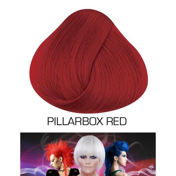 Directions   Semi Permanente Haarverf Pillarbox Red