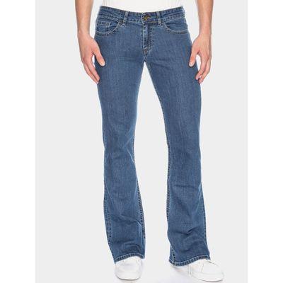 Foto van Ato Berlin-Jeans Fred Assama blauw used wassing, bio katoen