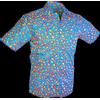 Afbeelding van Chenaski   Overhemd korte mouw, Coloured leo