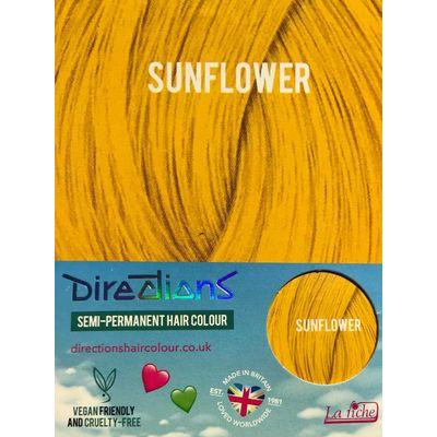 Foto van Directions | Semi Permanente Haarverf Sunflower