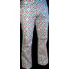 Afbeelding van Chenaski | pantalon met squares mint petrol