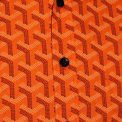 Foto van Chenaski | Oranje seventies overhemd Bridges
