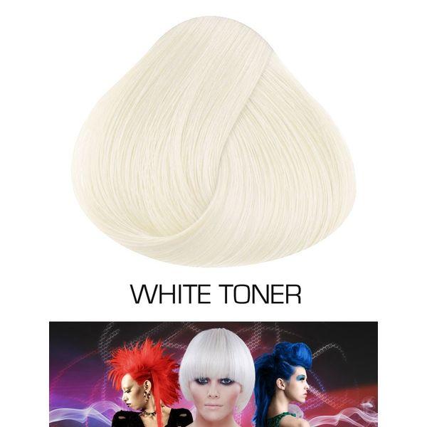 Directions   Semi Permanente Haarverf White Toner (voor gebleekt haar)