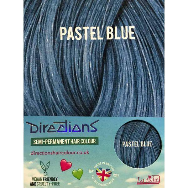 Directions | Semi Permanente Haarverf Pastel Blue