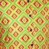 Afbeelding van Chenaski | overhemd seventies, Rhombus licht groen