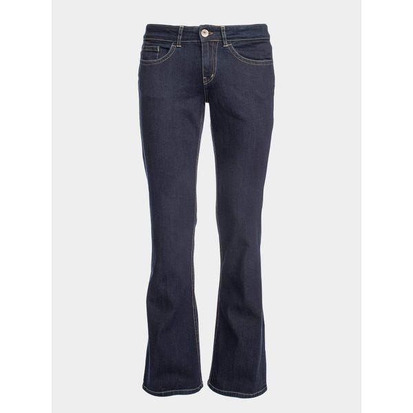 ATO Berlin, jeans Fred Assama donkerblauw