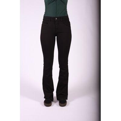Foto van ATO Berlin, jeans Karlie, zwarte stretch