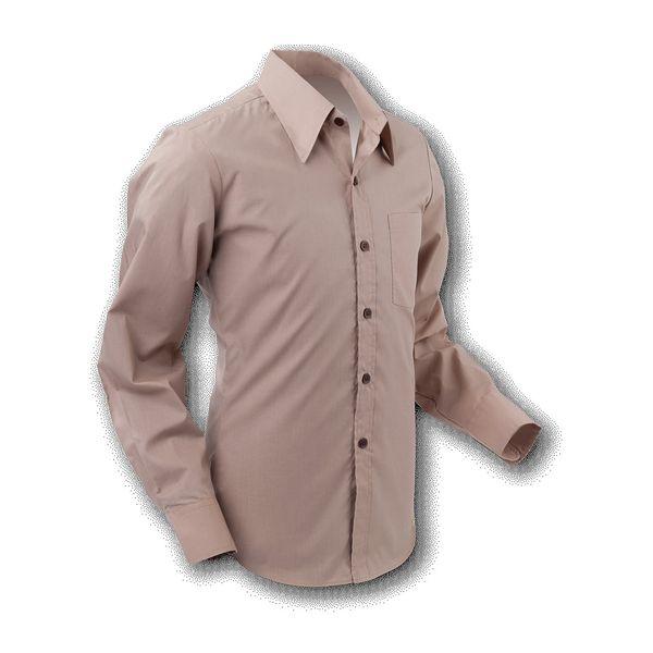 Chenaski | Overhemd 70s Basic Ovaltine