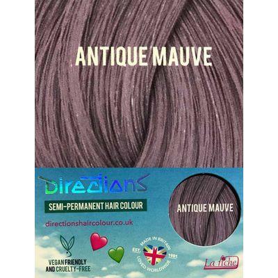 Foto van Directions | Semi Permanente Haarverf Antique Mauve
