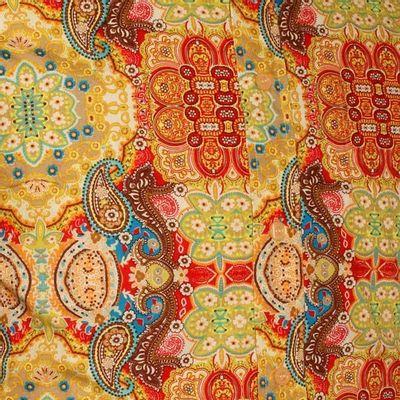 Foto van Chenaski   overhemd seventies, Ornamentical, colourful