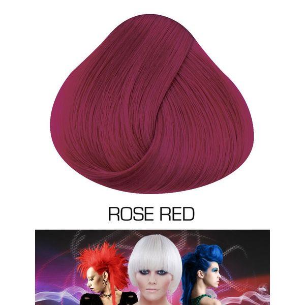 Directions   Semi Permanente Haarverf Rose Red