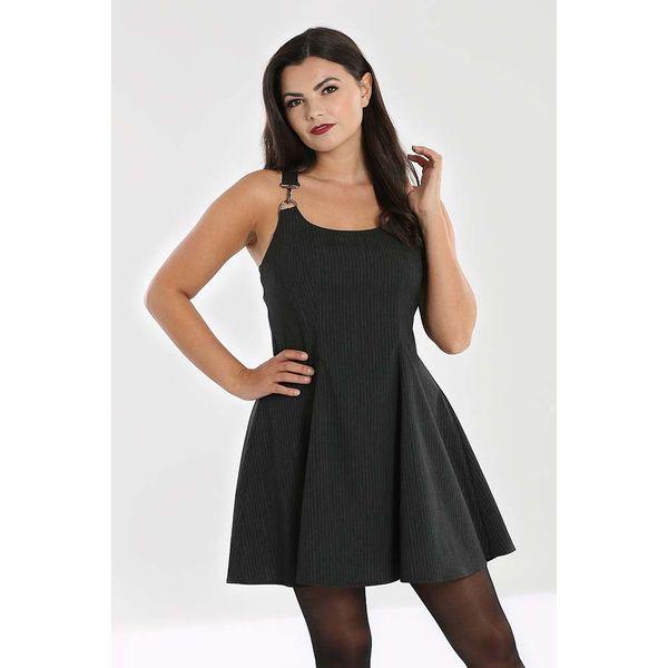 Hell Bunny | Mini skater jurk Benny zwart
