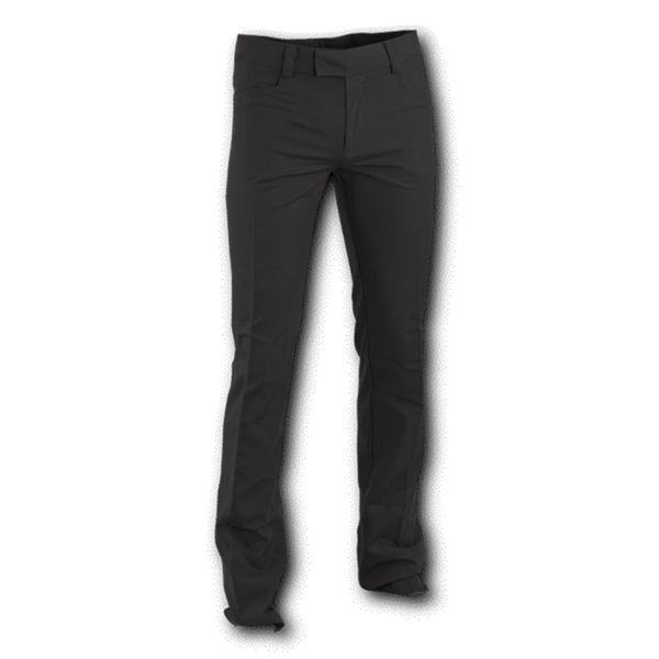 Chenaski | Pantalon recht model Zwart